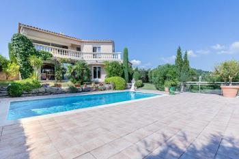 Bagnols-en-Forêt Var villa picture 4532068