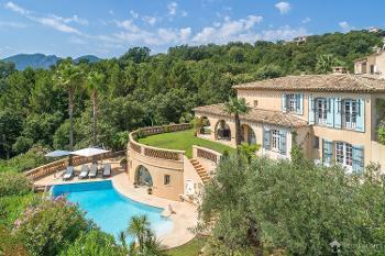 Bagnols-en-Forêt Var villa photo 4531925