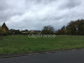 Vallères Indre-et-Loire terrein foto 4519362
