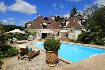 Saint-Nom-la-Bretêche Yvelines Haus Bild 4532350