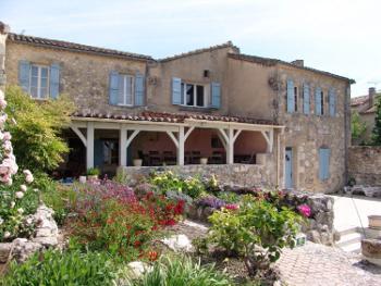 Lectoure Gers villa foto
