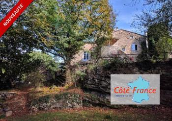 Vesseaux Ardeche Haus Bild 4513474