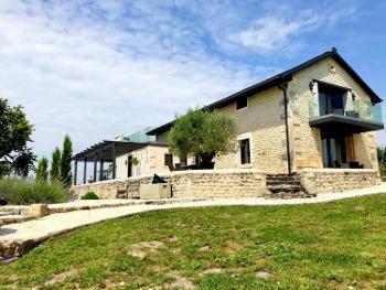 Cognac Charente huis foto 4518070