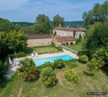 Cahors Lot villa foto 4533888