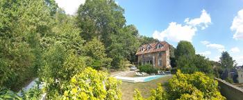 Sainte-Geneviève-des-Bois Essonne huis foto 4534109