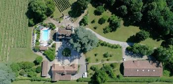 Cahors Lot landgoed foto 4534223