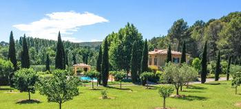 Salernes Var Villa Bild 4529549