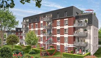 Saint-André-lez-Lille Nord appartement foto 4537050