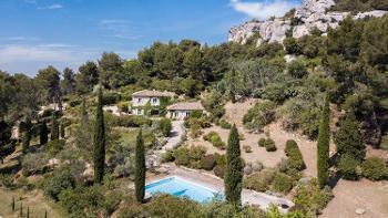 Les Baux-de-Provence Bouches-du-Rhône villa foto 4532200