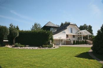 Évires Haute-Savoie villa foto