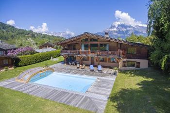 Les Contamines-Montjoie Haute-Savoie villa foto 4532670