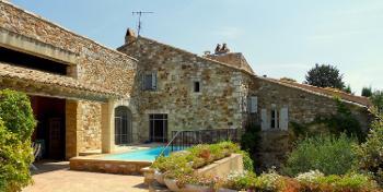 Uzès Gard villa foto