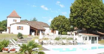 Tournon-d'Agenais Lot-et-Garonne hotel-restaurant foto 4531836