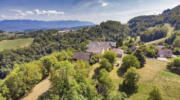 Annecy Haute-Savoie villa foto