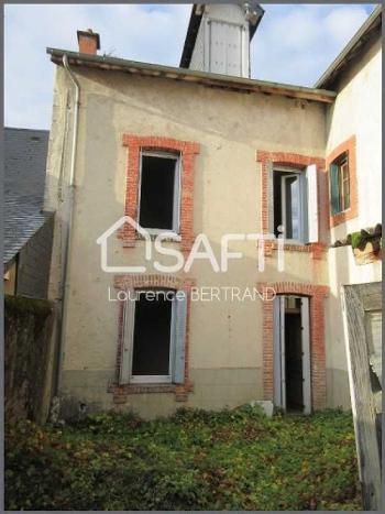 Ussel Corrèze Haus Bild 4571534