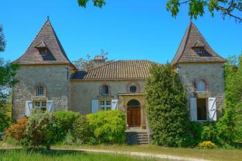 Tournon-d'Agenais Lot-et-Garonne huis foto 4556370