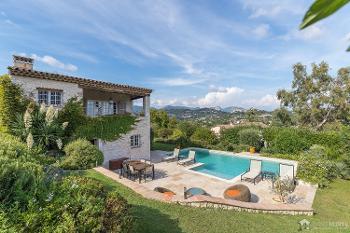La Colle-sur-Loup Alpes-Maritimes villa photo 4530913