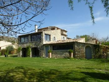 Forcalquier Alpes-de-Haute-Provence villa foto 4531498