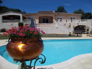 Bagnols-en-Forêt Var villa picture 4530395