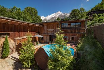 Les Houches Haute-Savoie maison photo 4534166