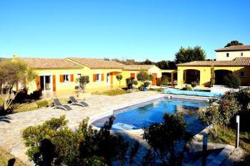 Lorgues Var Villa Bild 4531493