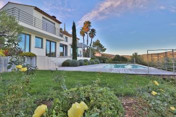 Grimaud Var Villa Bild 4515410