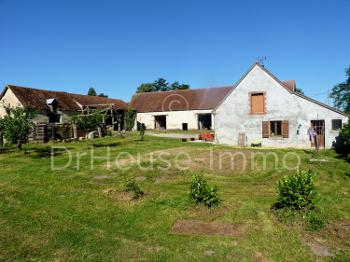 Neuvy-le-Barrois Cher ferme photo 4516620