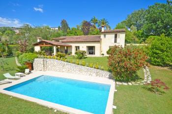 La Colle-sur-Loup Alpes-Maritimes villa photo 4531808