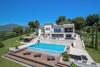 La Colle-sur-Loup Alpes-Maritimes villa photo 4531805
