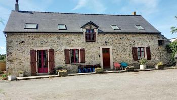Andouillé Mayenne Bauernhof Bild 4517009