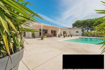 Le Cap d'Agde Hérault villa foto
