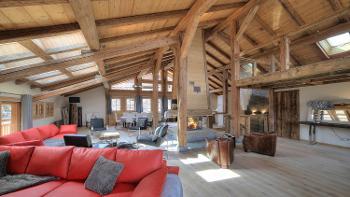 Les Contamines-Montjoie Haute-Savoie villa foto 4532668