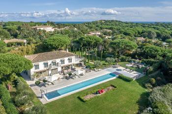 Saint-Tropez Var Villa Bild 4515411