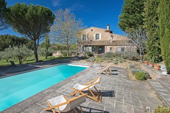 Vaugines Vaucluse Villa Bild 4531782