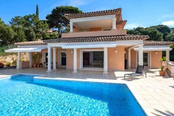 Sainte-Maxime Var villa picture 4534061