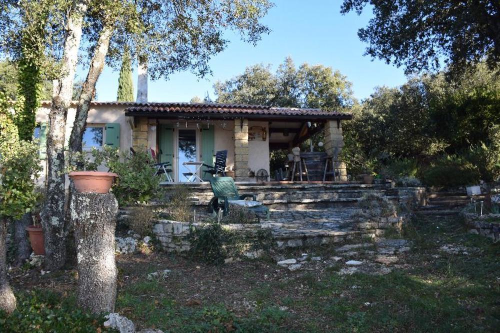 Orgnac-l'Aven Ardeche Haus Bild 3461262
