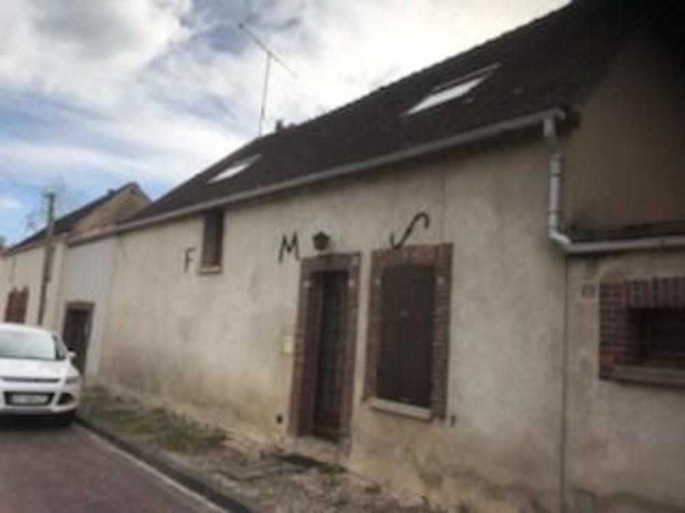 Dixmont Yonne Haus Bild 3464118