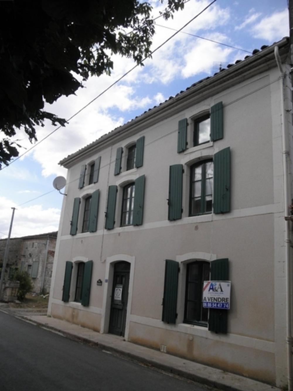 Luxé Charente huis foto 3472893
