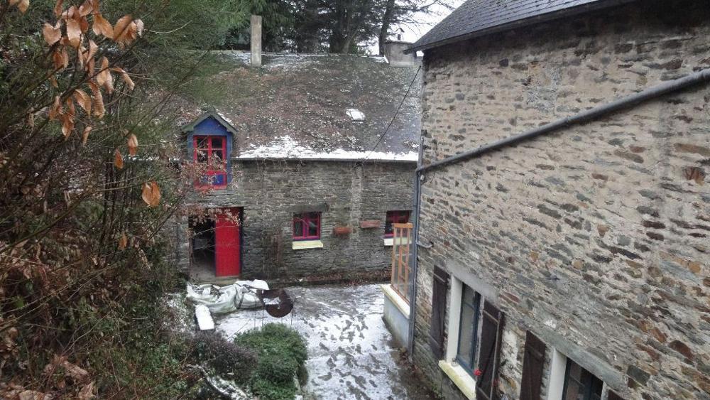 La Gacilly Morbihan Haus Bild 3445070