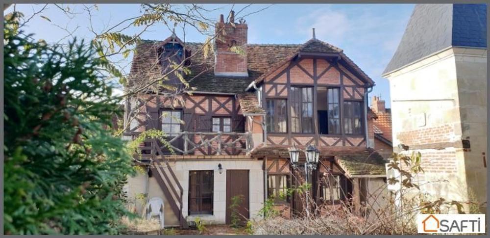 Marcé-sur-Esves Indre-et-Loire huis foto 3462095