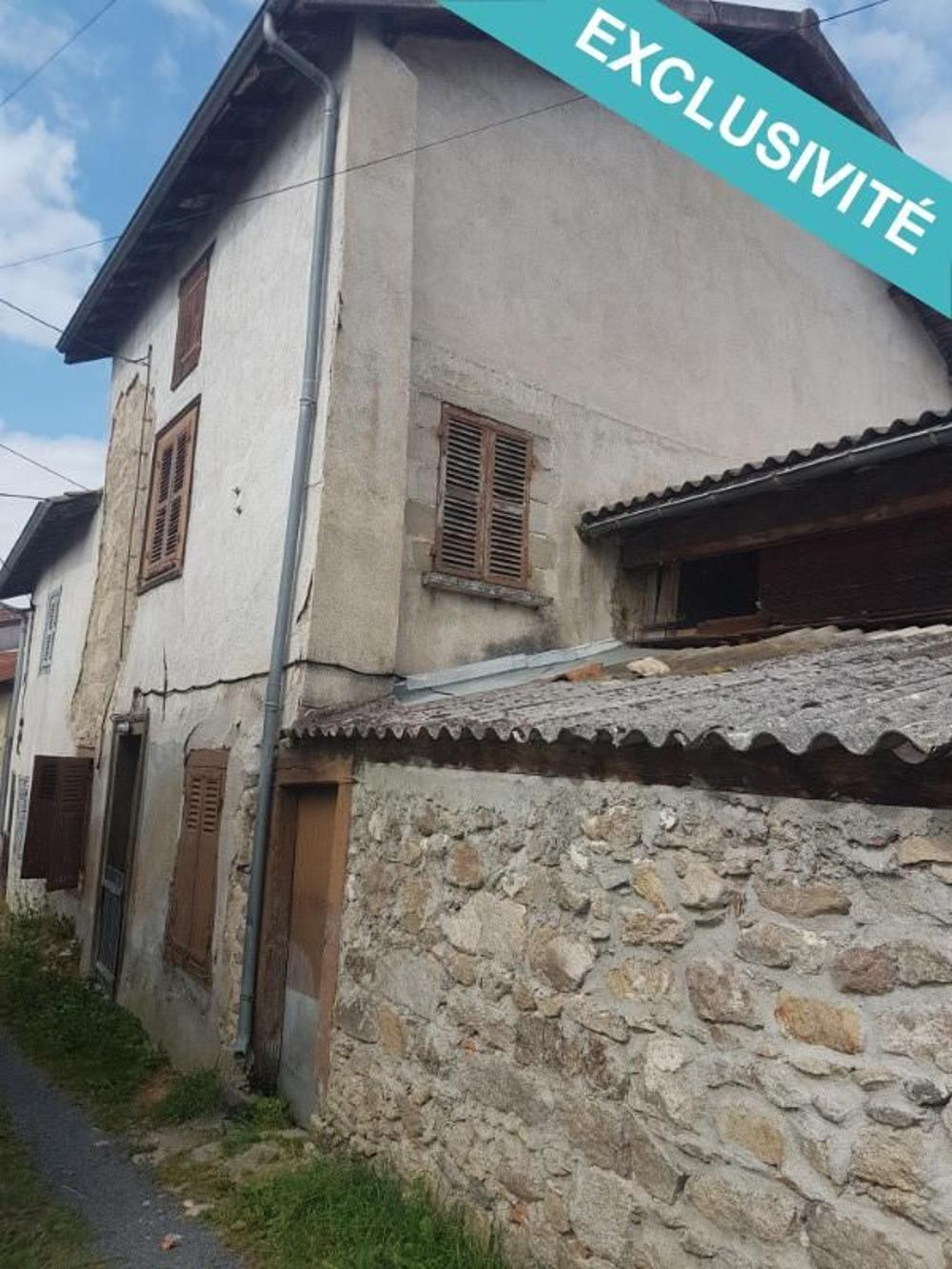 Ambert Puy-de-Dôme Haus Bild 3457379