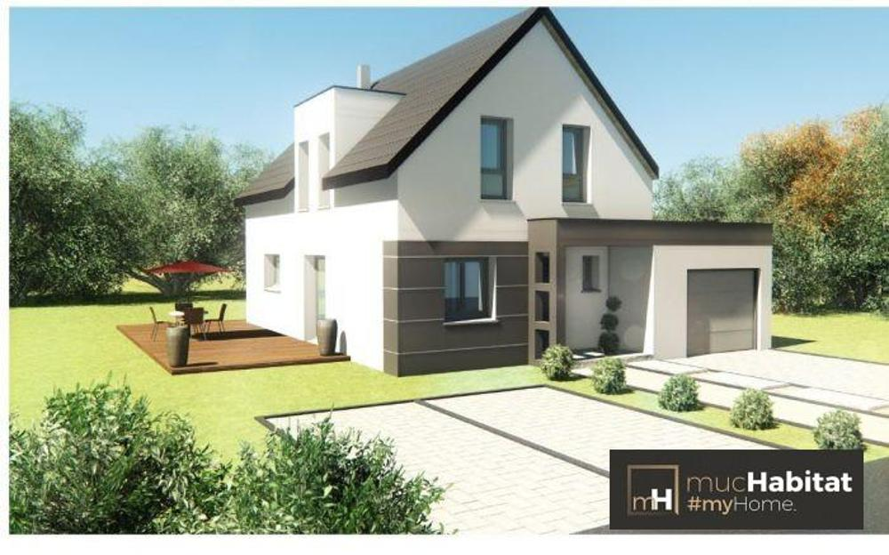 Gambsheim Bas-Rhin Haus Bild 3500558