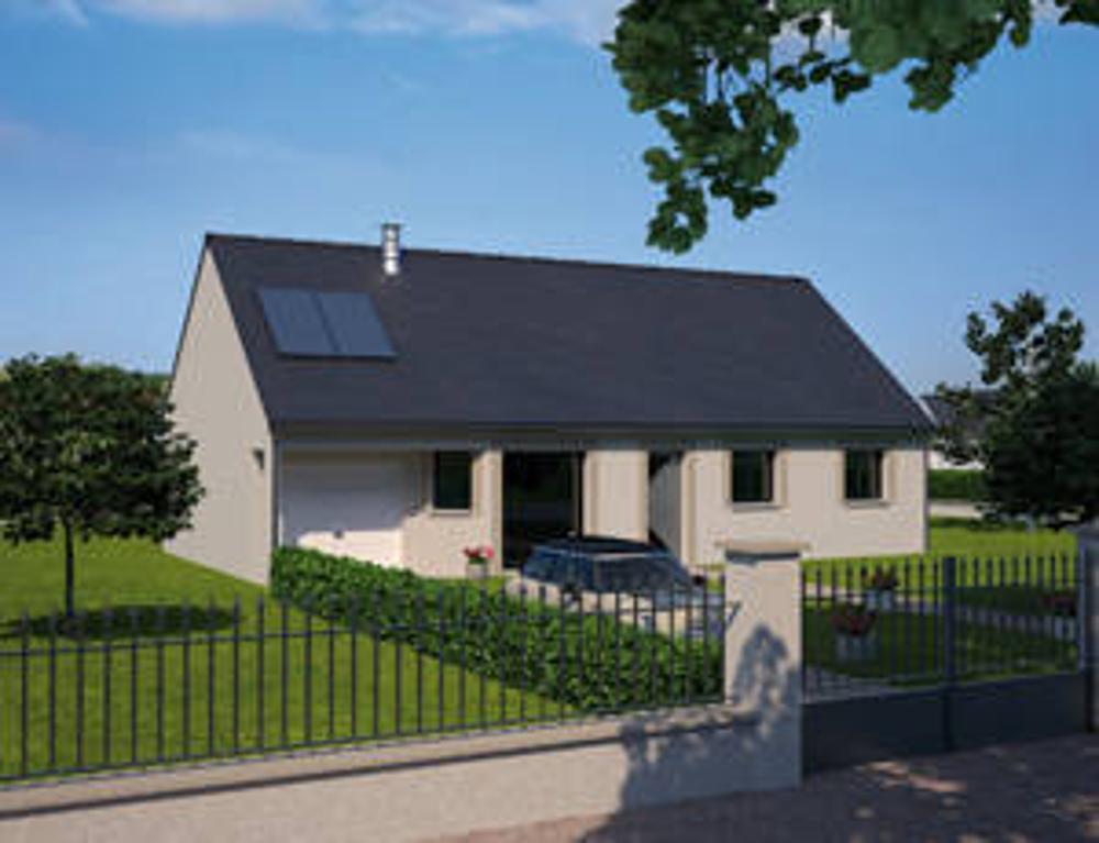 Montfort-l'Amaury Yvelines Grundstück Bild 3455877