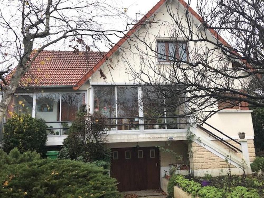 Igny Essonne Haus Bild 3402969
