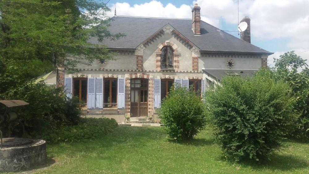 Égriselles-le-Bocage Yonne Haus Bild 3445466