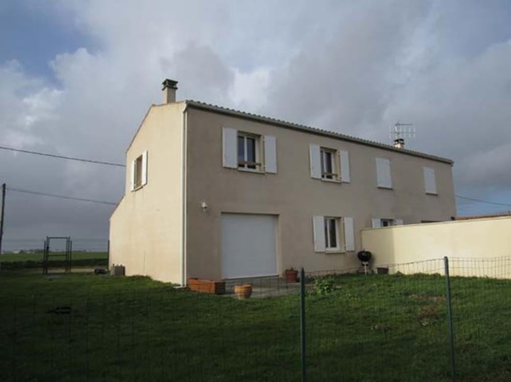 La Croix-Comtesse Charente-Maritime maison photo 3472253
