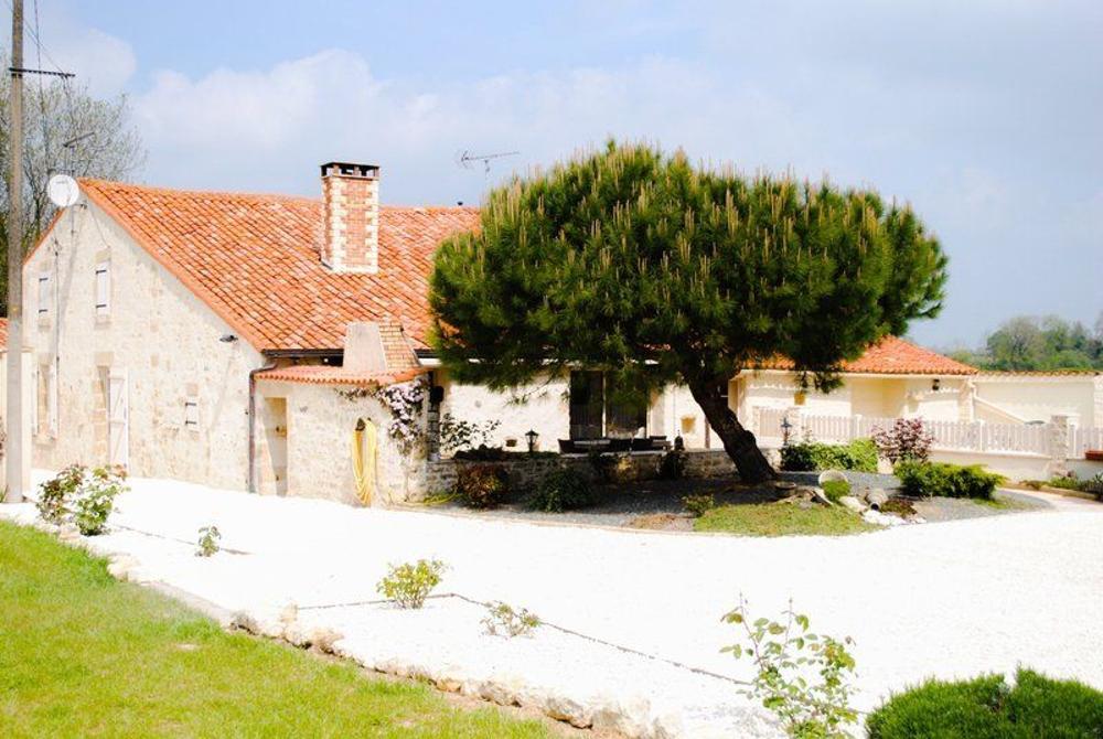 Mervent Vendée Haus Bild 3445447