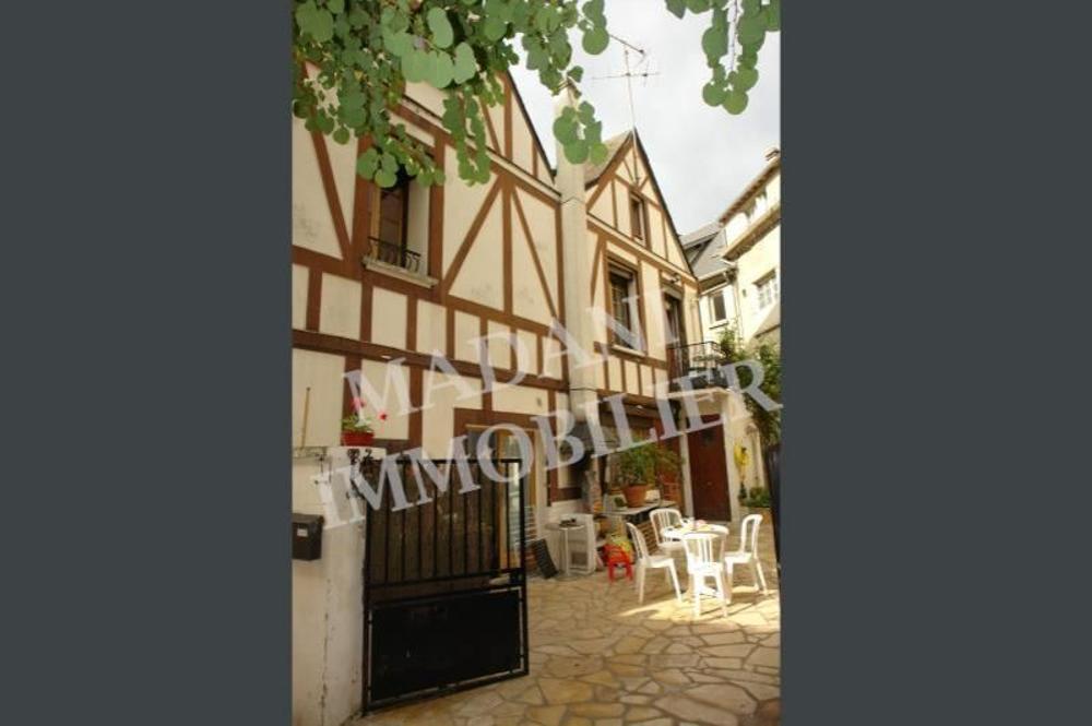 La Roche-Guyon Val-d'Oise Haus Bild 3469660