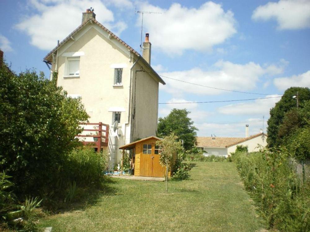 Vicq-sur-Gartempe Vienne Haus Bild 3459723