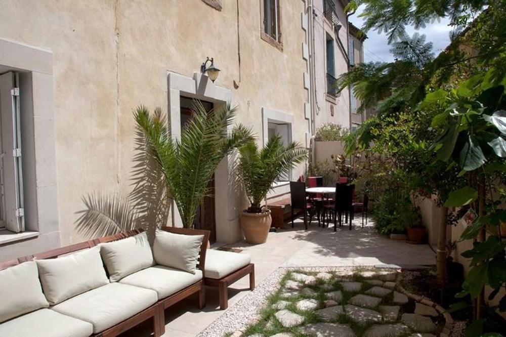 Lézignan-Corbières Aude maison bourgeoise foto 3484029
